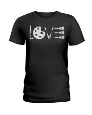 Artist - Love Ladies T-Shirt front