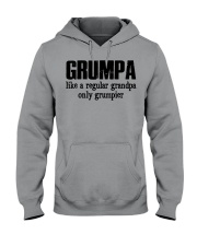 Grumpa Hooded Sweatshirt thumbnail
