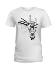 Hairstylist Ladies T-Shirt front
