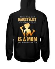 Hairstylist - Mom Hooded Sweatshirt thumbnail