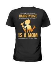 Hairstylist - Mom Ladies T-Shirt thumbnail