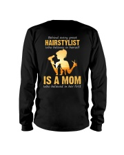 Hairstylist - Mom Long Sleeve Tee thumbnail