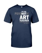Hot Art Teacher Classic T-Shirt tile