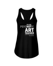 Hot Art Teacher Ladies Flowy Tank thumbnail