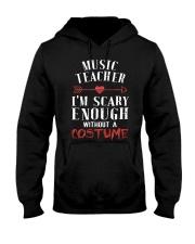 Music Teacher Hooded Sweatshirt thumbnail