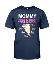 Mommy Shark Classic T-Shirt tile