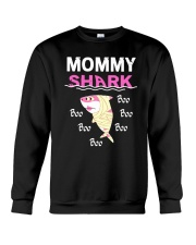 Mommy Shark Crewneck Sweatshirt thumbnail