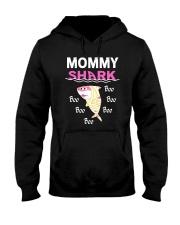 Mommy Shark Hooded Sweatshirt thumbnail