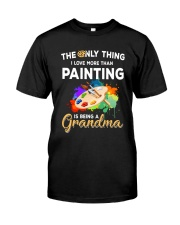 Being a grandma Classic T-Shirt front