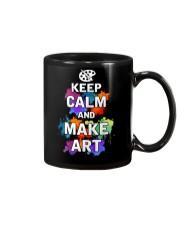 Keep calm and Make Art Mug thumbnail