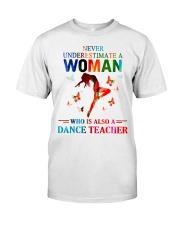 Dance teacher Classic T-Shirt thumbnail