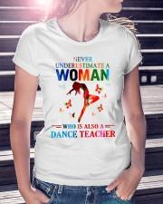 Dance teacher Ladies T-Shirt lifestyle-women-crewneck-front-7