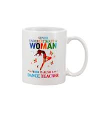 Dance teacher Mug thumbnail