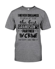 Partner in crime Classic T-Shirt front