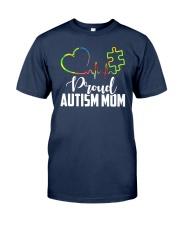 Autism Mom Classic T-Shirt thumbnail