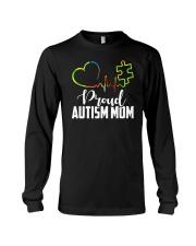Autism Mom Long Sleeve Tee thumbnail