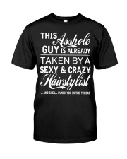Hairstylist Classic T-Shirt front
