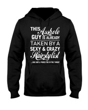 Hairstylist Hooded Sweatshirt thumbnail
