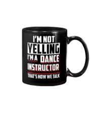 Dance Instructor  Mug thumbnail