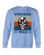 Vintage 1960 - White Version Crewneck Sweatshirt front