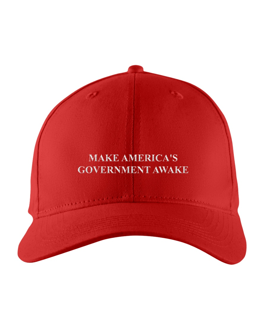 MAGA Embroidered Hat
