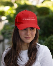 MAGA Embroidered Hat garment-embroidery-hat-lifestyle-07