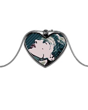 AP VI Metallic Heart Necklace thumbnail