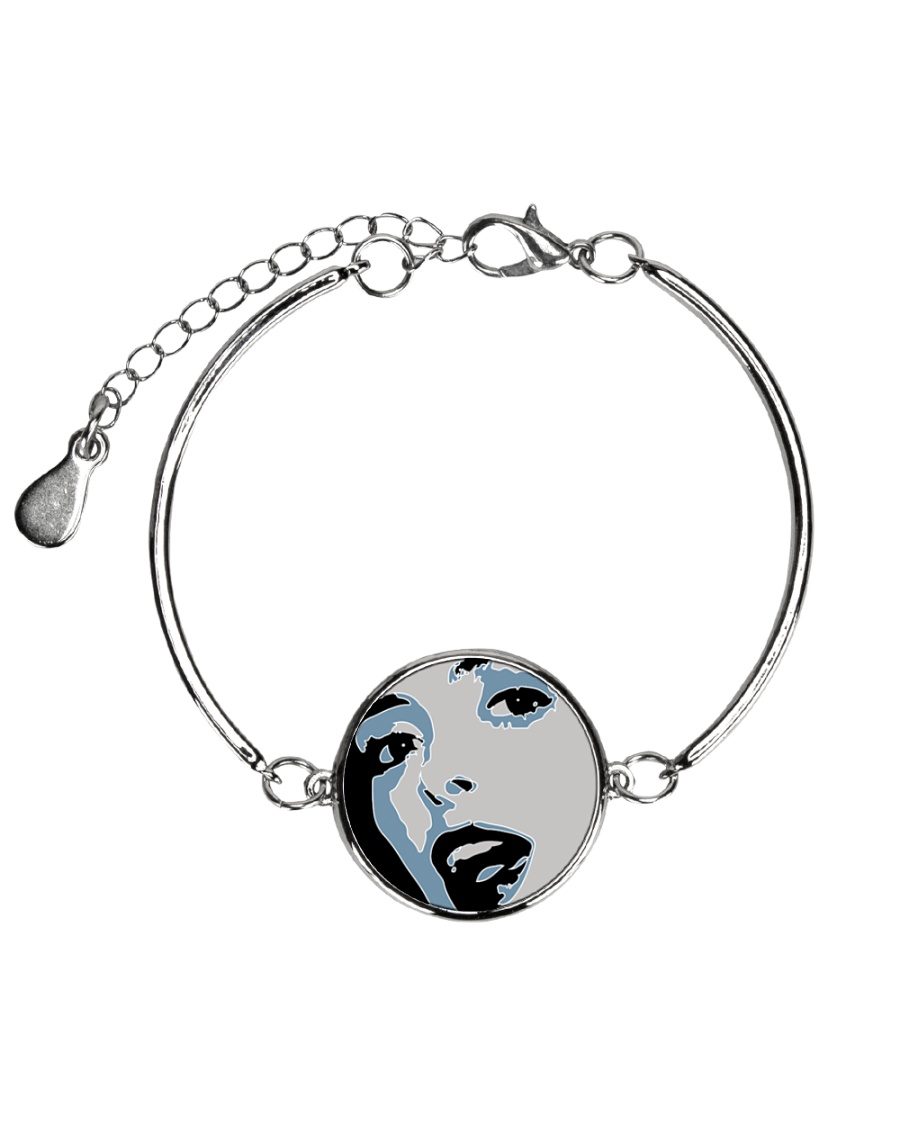 AP XXIII Metallic Circle Bracelet