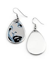 AP XXIII Teardrop Earrings aos-earring-teardrop-front-lifestyle-12
