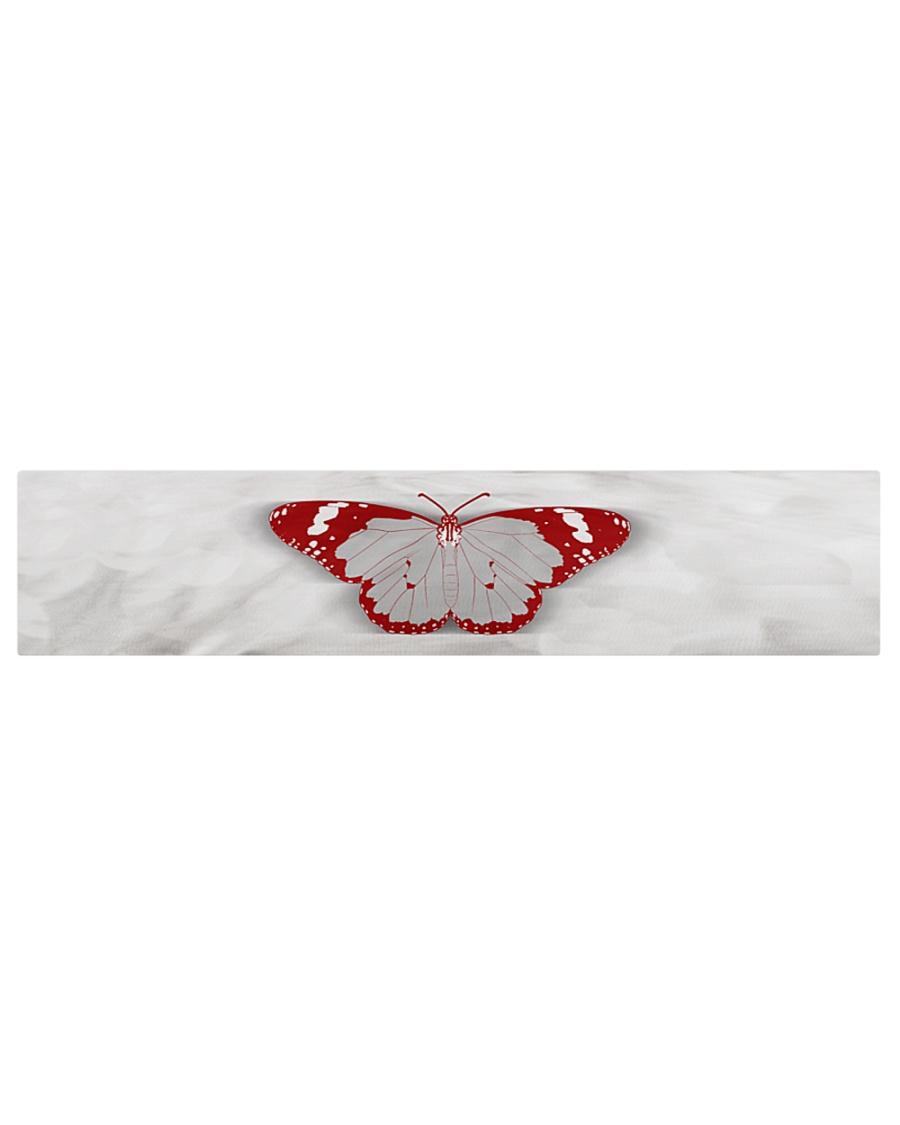 """Frail Butterfly Table Runner - 72"""" x 16"""""""