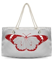 Frail Butterfly Weekender Tote thumbnail