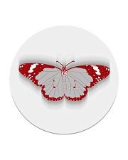 Frail Butterfly Circle Coaster thumbnail