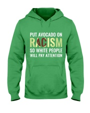 Popular protest sign - Limited Availability Hooded Sweatshirt thumbnail