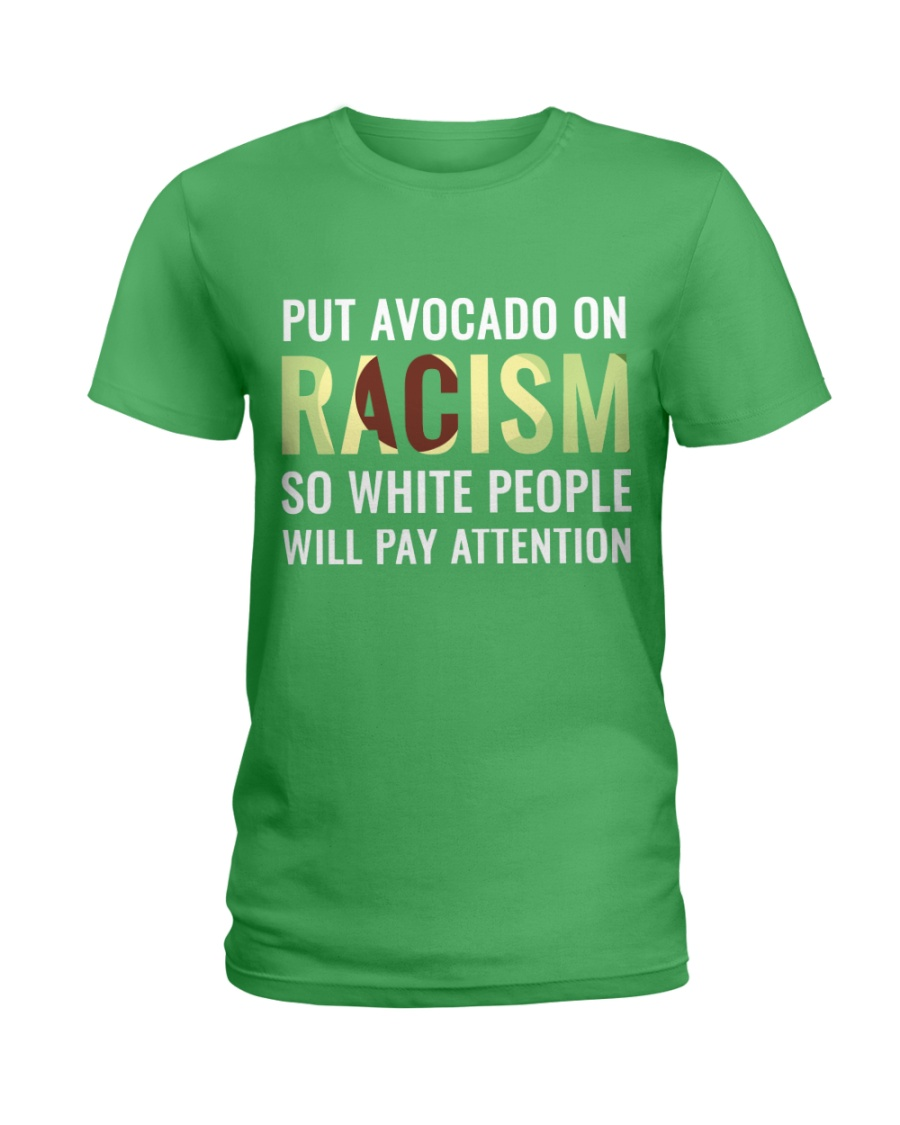 Popular protest sign - Limited Availability Ladies T-Shirt