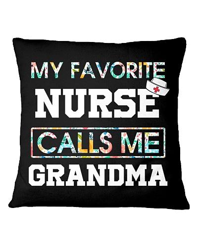 My Favorite Nurse Calls Me Grandma