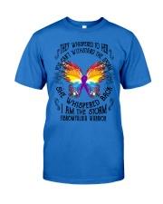 I am the Storm - Fibromyalgia Warrior Premium Fit Mens Tee thumbnail