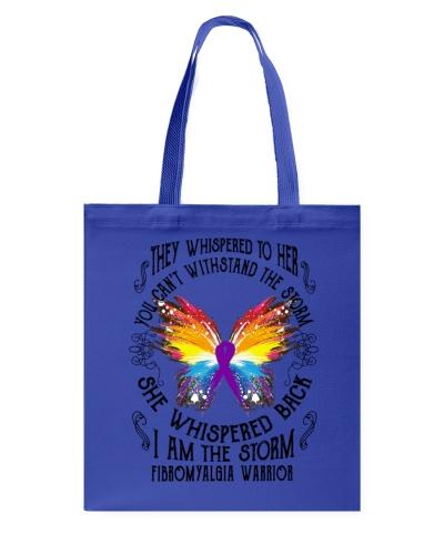 I am the Storm - Fibromyalgia Warrior