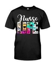 Nurse Life Classic T-Shirt thumbnail