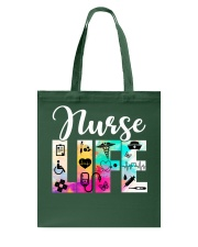 Nurse Life Tote Bag thumbnail