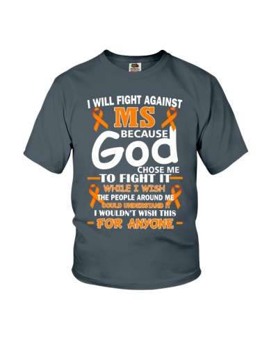 I will fight against MS