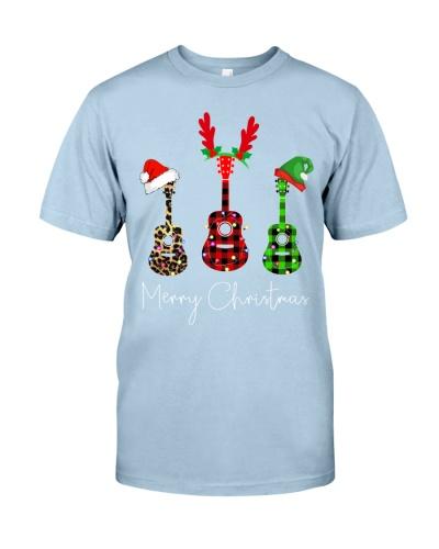 Guitar Merry Christmas