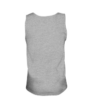 If there was a problem I'll solve it Unisex Tank back