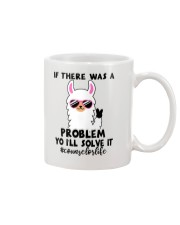 If there was a problem I'll solve it Mug tile