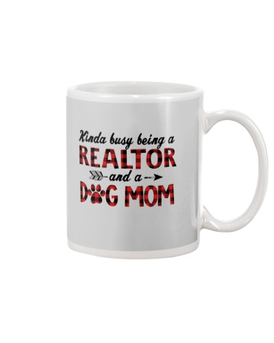Real Estate and Dog mom