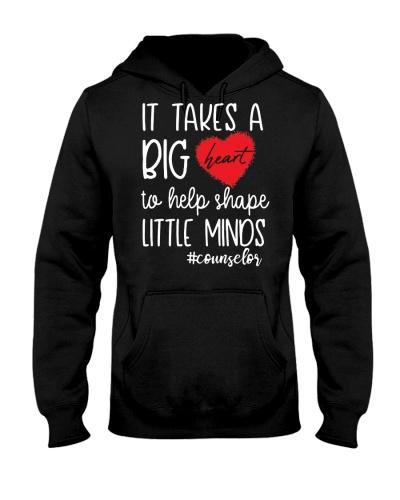 It takes a big Heart to help shape little minds