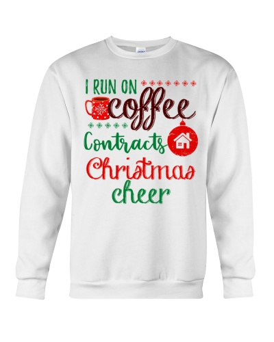 coffee contracts and christmas cheer