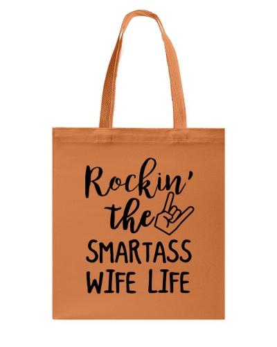 Rockin the smartass wife life