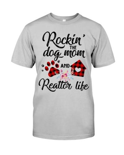 Rockin the dog mom and realtor life