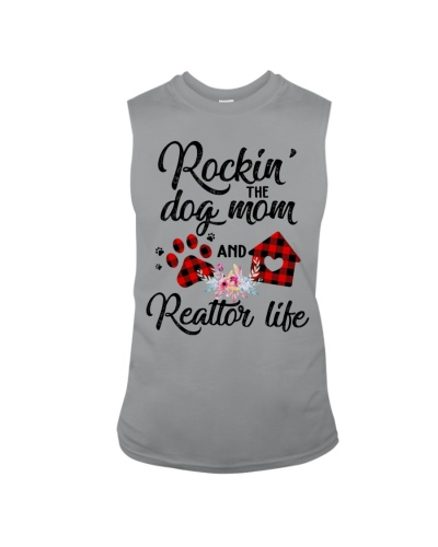Rockin the dog mom and realtor life