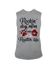 Rockin the dog mom and realtor life Sleeveless Tee thumbnail